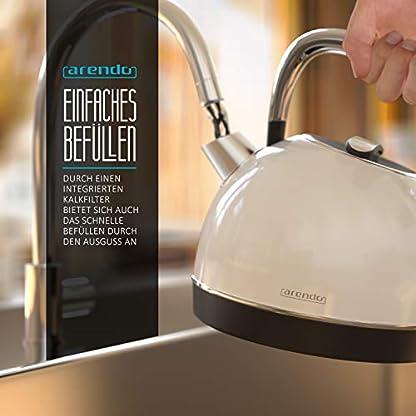 Arendo-Wasserkocher-Edelstahl-Teekessel-im-Vintage-Retro-Style-17-Liter-2200-Watt-austauschbarer-Kalkfilter-automatische-Abschaltung-Wei