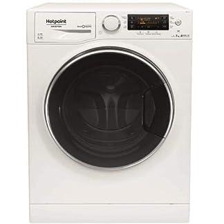 HOTPOINT-rspd-724-JD-IT-autonome-Belastung-Bevor-7-kg-1200trmin-A-10-wei-Waschmaschine–Waschmaschinen-autonome-bevor-Belastung-wei-Knpfe-drehbar-links-LCD