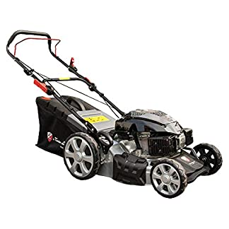 Tonino-Lamborghini-Benzin-Rasenmher-Mulcher-BRM-4650P-TL-4-Takt-Motor-20kW-140cm-46cm-Schnittbreite