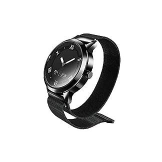 Docooler-Lenovo-Watch-X-Plus-Roman-Dial-Luftdruck-Temperatursensor-Smart-Watch-80ATM-Wasserdichte-Luminous-Pointer-Fitness-Tracker-Schlafberwachung-Herzfrequenz
