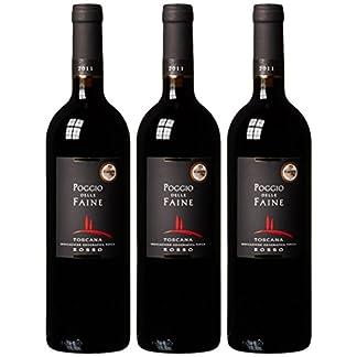 Poggio-delle-Faine-Rosso-3er-Pack-3-x-750-ml