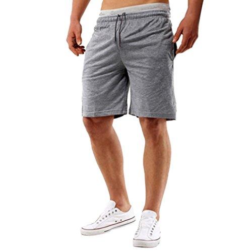 URSING-Herren-Kurze-Hose-Mnner-Sport-Shorts-Fitness-Shorts-Jogging-Shorts-Laufhose-Elastische-Taille-Freizeitshorts-Sportshorts-Knielang-Trainingshose-Kurzehose-Sweatshorts
