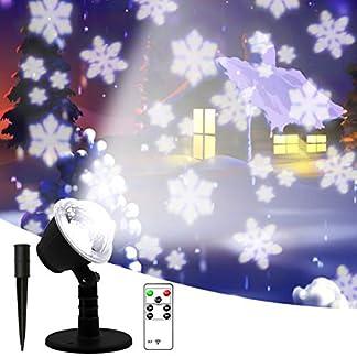 LED-Projektionslampe-Schneeflocken-Schneefall-Effektlicht-mit-Fernbedienung-Timer-Weihnachtsbeleuchtung-Auen-Innen-Projektor-Lampe-Weihnachten-IP65-Wasserdicht-Weihnachtsdeko-fr-Garten