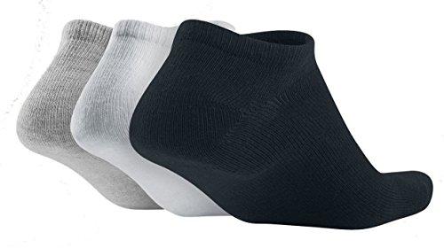 Nike Herren Socken Sport No Show, 3er Pack