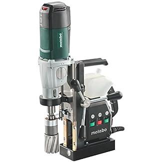 Metabo-600636500-Magnetkernbohrmaschine-MAG-50-1200W-Schwarz-Grn-Grau