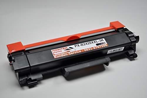 Printer-eXpress-Toner-ersetzt-Brother-TN-2420-TN-2410-I-3000-Seiten-I-fr-DCP-L2510-DCP-L2530-DCP-L2537-DCP-L2550-HL-L2310-HL-L2350-HL-L2357-HL-L2370-HL-L2375-MFC-L2710-MFC-L2710-MFC-L2730-MFC-L2735