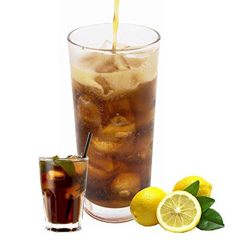 Cola Zitrone Geschmack extrem ergiebiges Getränkepulver für Isotonisches Sportgetränk Energy-Drink ISO-Drink Elektrolytgetränk Wellnessdrink