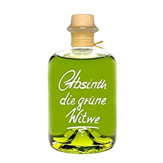 Absinth-Die-Grne-Witwe-1L-Testurteil-SEHR-GUT14-Maximal-erlaubter-Thujongehalt-35mgL-55-Vol
