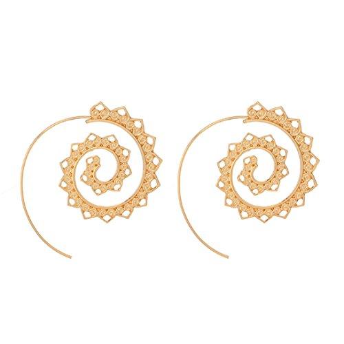 Elistelle Ohrringe Ohrschmuck Ohrring Gold Boho Style F¨¹r Damen