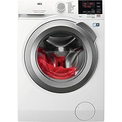 AEG-l6feg864-autonome-Belastung-Bevor-8-kg-1600trmin-A-Wei-Waschmaschine-Waschmaschinen-autonome-bevor-Belastung-wei-Knpfe-drehbar-links-LCD