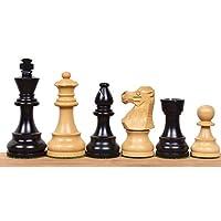 RoyalChessMall-Nachgebaute-franzsische-Schachfiguren-von-Lardy-Staunton-Gewichtetes-Holz-4-Kniginnen