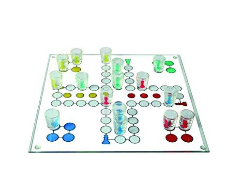 TRINKSPIEL-Drinking-Ludo-incl-16-Glser