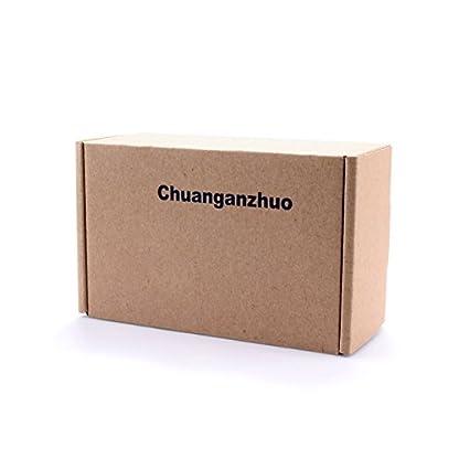 Chuanganzhuo-Auto-Frontkamera-universal-High-Definition-CMOS-kein-Spiegelbild-Wasserdichtes-Aluminiummaterial-Frontansichtskamera-ohne-Distanzskala-Schwarz