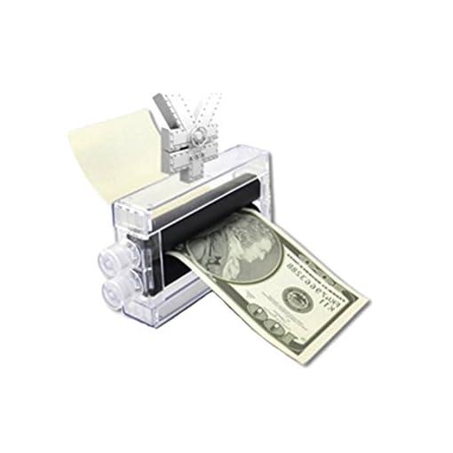 Toyvian-Geld-Zaubertrick-Gelddruckmaschine-Spielzeug-fr-Kinder