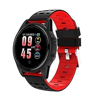 Chenang-R13-Intelligente-Uhr-Wasserdicht-IP67-FitnessarmbandKalorienzhler-Unisex-Armband-Bluetooth-Fitness-Uhr-Smartes-Armband-fr-Damen-Herren-Schlafberwachung-Intelligent-Armband