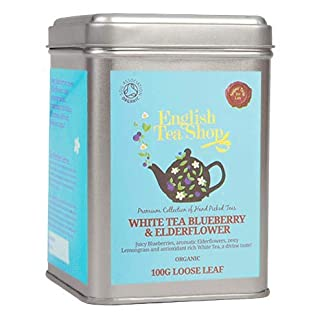 English-Tea-Shop-White-Tea-Blueberry-Elderflower-BIO-Loser-Tee-100g-Dose