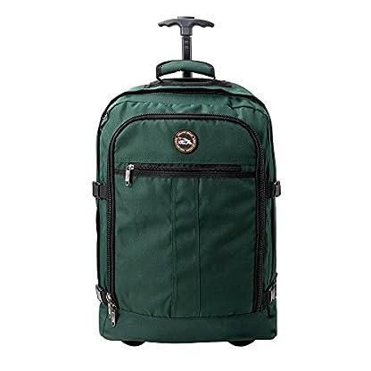 Cabin-Max-Lyon-Premium-Rollkoffer-mit-44-Liter-Volumen-55-x-40-x-20-cm-Organisationsfach-Wasserfester-Rucksack-Trolley-mit-Reiverschlsse-Handgepck-Koffer-mit-2-Rollen