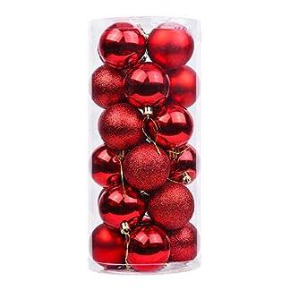 Tenrany-Home-24-Stcke-Glnzend-Weihnachtskugel-Bruchsichere-Plastik-Weihnachtskugeln-Weihnachtsschmuck-Kunststoff-Weihnachten-Kugeln-Deko-Anhnger