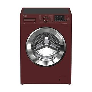 Beko-WML-71433-PTER-Waschmaschine-Frontlader-A-1400UpM-Pet-Hair-Removal-ProSmart-Inverter-Motor-Rot