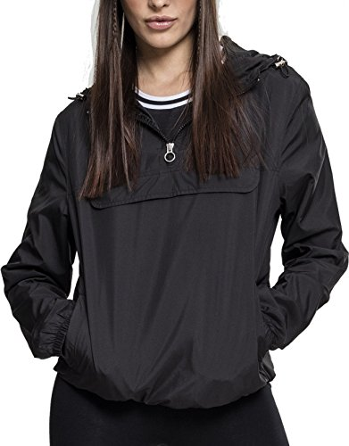 Urban Classics Damen Jacke Ladies Basic Pullover
