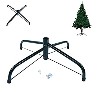 auspilybiber-Knstlicher-Christbaumstnder-fr-3-bis-6-Fu-Bume-Klappbarer-Christbaumstnder-aus-Metall-mit-Montagezubehr-30-cm-50-cm-knstlicher-Christbaumstnder-Respectable-Usefulness