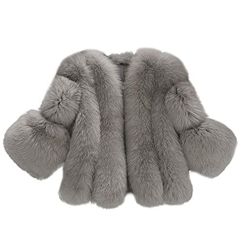 SUCES-Damen-Pelz-Mantel-Winter-Nhten-Warm-Frauen-Neu-Mode-Winterjacke-Plsch-Einfarbig-Jacke-Cardigan-Lssige-Modern-Schal