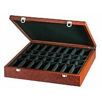 Philos-4633-Schachfigurenbox-435x430x85-mm-mit-Einzelfcher-Aufbewahrungsbox
