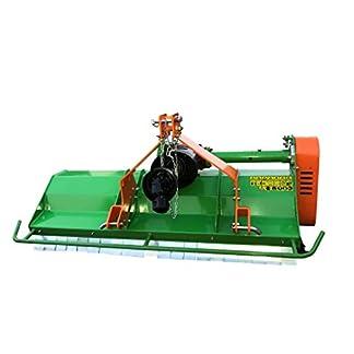 Bowell-Schlegelmulcher-Schlegelmher-175-cm-fr-Traktor-KAT-1-und-2-mit-800g-Hammerschlegeln
