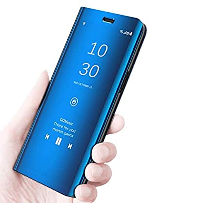 Caler-Cover-Samsung-Galaxy-S7-Edge-Hlle-Samsung-Galaxy-S7-Edge-Spiegel-Brieftasche