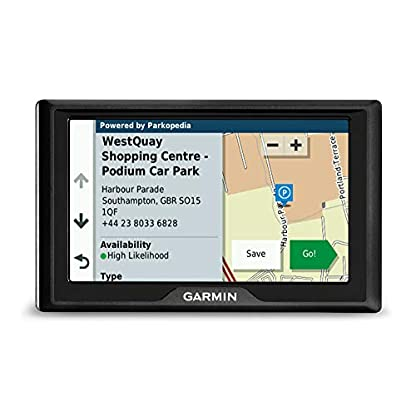 Garmin-Drive-52-EU-Navi-Europakarten-5-Zoll-Display-Sicherheitspaket-Parkplatzsuche-TripAdvisor-POIs