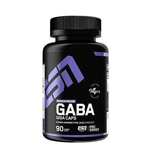 ESN Gaba Giga Caps, 90 Kaps, 105 gm