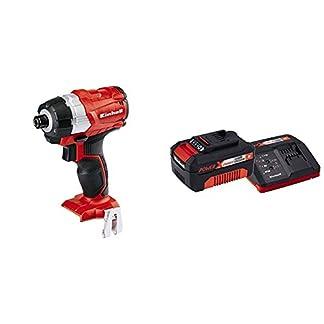 Einhell-Akku-Schlagschrauber-TE-CI-18-Li-Brushless-Solo-Power-X-Change-Lithium-Ionen-18-V-180-Nm-LED-Licht-ohne-Akku-und-Ladegert