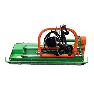 Bowell-Schlegelmulcher-Gehlzmulcher-155-cm-mit-1500g-Hammerschlegeln-und-hydraulischer-Seitenverschiebung