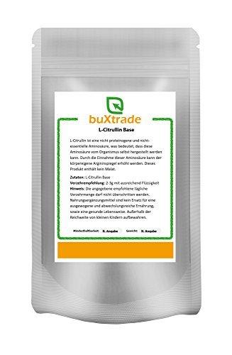 1 kg L-Citrullin Base – rein | Aminosäure | ohne Malat