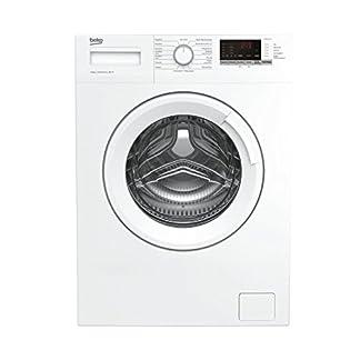 Beko-Waschmaschine-WM-6122-PS-Frontlader-Multifunktionsdisplay-mit-Startzeitvorwahl-0-19-h-Restzeitanzeige-und-Schleuderwahl-1200-Umin-Pet-Hair-Removal-Tierhaare-Entfernen-A-6-kg