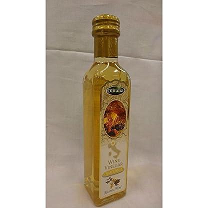 Olitalia-Wine-Vinegar-Chardonnay-250ml-Flasche-Chardonnay-Weiweinessig