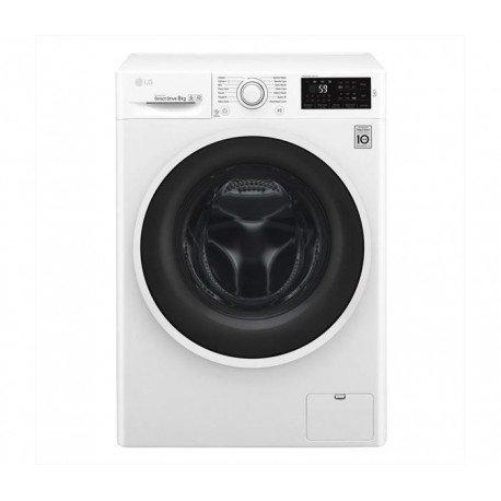 LG-f4j6tn0-W-Lade-Vorderseite-freistehend-8-kg-1400-gm-CLA-30-Waschmaschine-wei