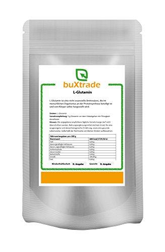 1 kg L-Glutamin | Aminosäure Glutamine | Eiweiss | Sport |