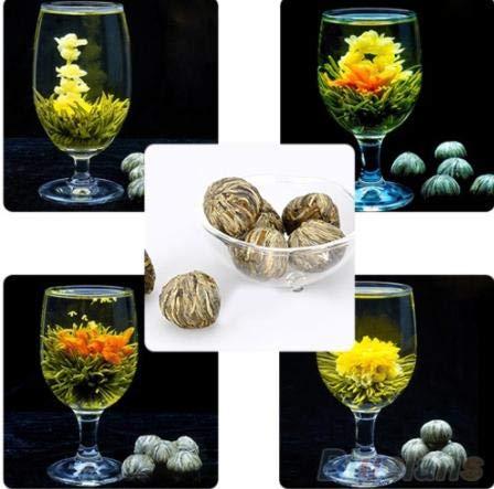 Xuniu-Chinese-Artisan-Tea-Handgemachte-Blhende-Blume-Grner-Tee-Fr-Heimtextilien-Geschenk-Gelegentliche-Anlieferung