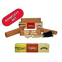 Sparland-Orginal-Trkisches-Okey-Spiel-Romme-Rummikub-Rummy-aus-Holz