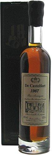 Raritt-Armagnac-De-Castelfort-02l-Jahrgang-1967-abgefllt-20082015-4047-Jahre-im-Fass-gelagert