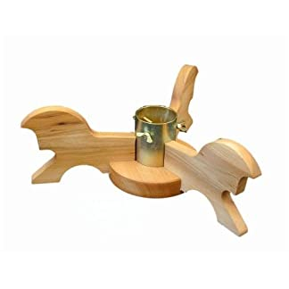 Christbaumstnder-Pferdchenform