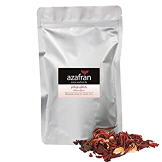 Azafran-BIO-Hibiskusblten-Hibiskus-ganz-getrocknet-ideal-als-Hibiscus-Tee-250g