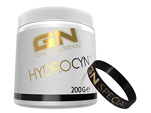 Special Edition GN Laboratories HYDROCYN™ 65% Glycerin PreWorkout Pump Booster Trainingsbooster Inklusive Silikonarmband