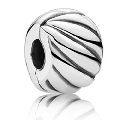 ORIGINAL PANDORA ELEMENT STOPPER 791752 GEFIEDERT NEU CLIP SCHMUCK