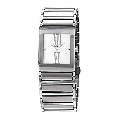 Rado-Damen-Armbanduhr-Armband-Edelstahl-Gehuse-Schweizer-Quarz-R20745722