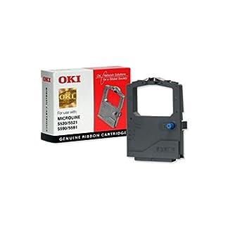 OKI-01126301-Microline-5520-5521-5590-5591-Tintenband-schwarz-4000000-Zeigen