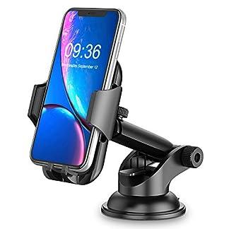 Cocoda-Handyhalterung-Auto-ArmaturenbrettWindschutzscheiben-KFZ-Handy-Halterung-360-Drehbar-Ausziehbarer-Arm-Schnelle-Freigabe-Handyhalter-Auto-fr-iPhone-XS-MaxXRX8-Samsung-Huawei-Xiaomi