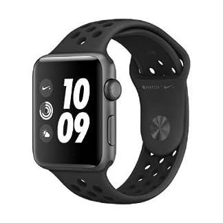 Apple-Watch-Nike-42-mm-GPS-Aluminium-Gehuse-Space-Grau-mit-Nike-Sportband-AnthrazitSchwarz-2017
