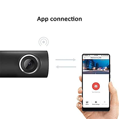 Xiaomi-70mai-Smart-Dash-Cam-mit-integriertem-WiFi-Sprachsteuerung-Notfallaufnahme-APP-Control-Dashboard-HD-1080P-130–Weitwinkel-Autokamera-mit-Nachtsicht-G-Sensor-Auto-DVR